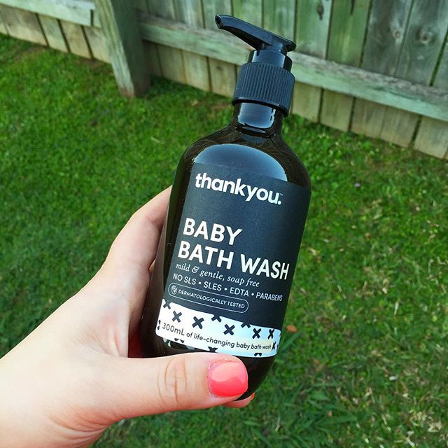New Thankyou Baby products.
