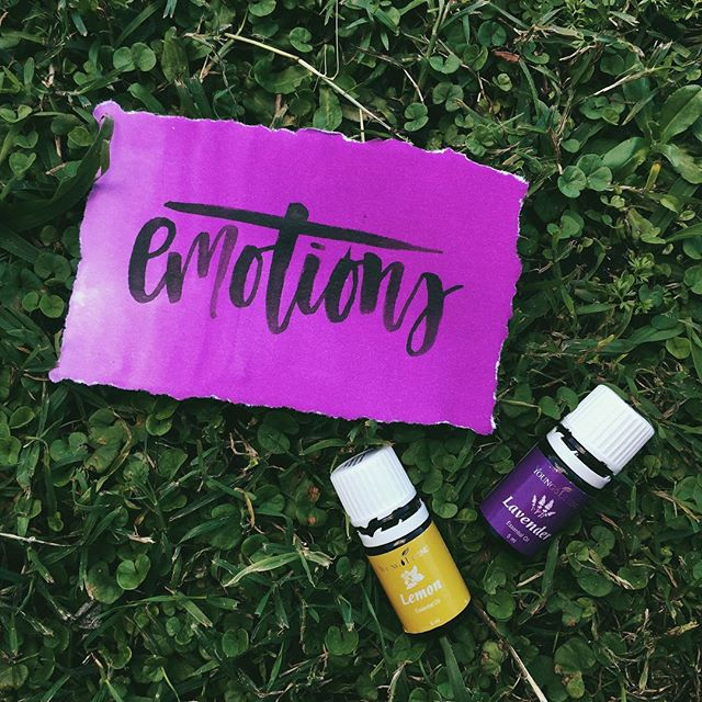 Emotions + Essential Oils