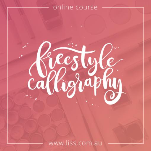 FreestyleCalligraphy