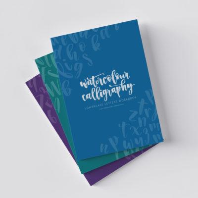 Watercolour Calligraphy eBooks