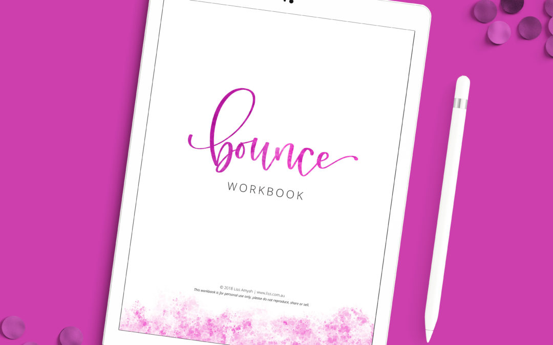 Bounce Worksheets
