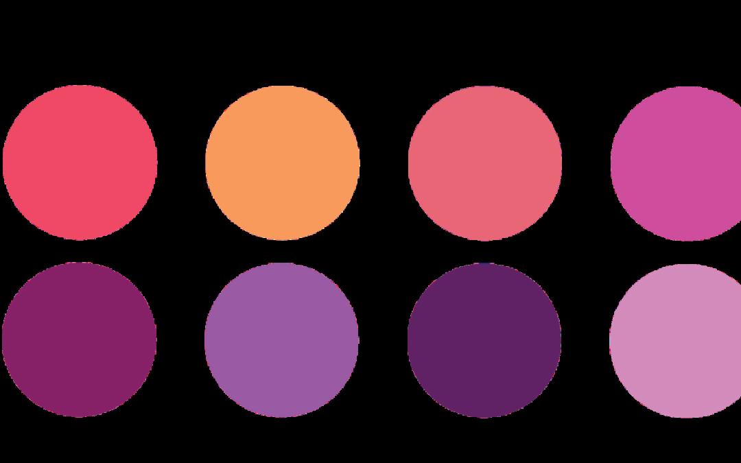 August 2020 Palette