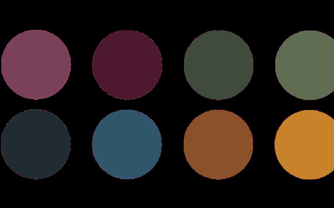 September 2020 Palette